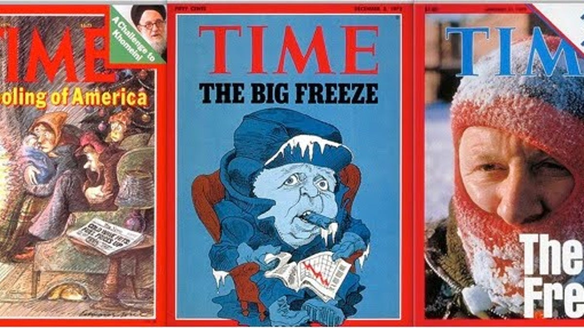 Reality Check Most Scientists Never Believed In Global Cooling