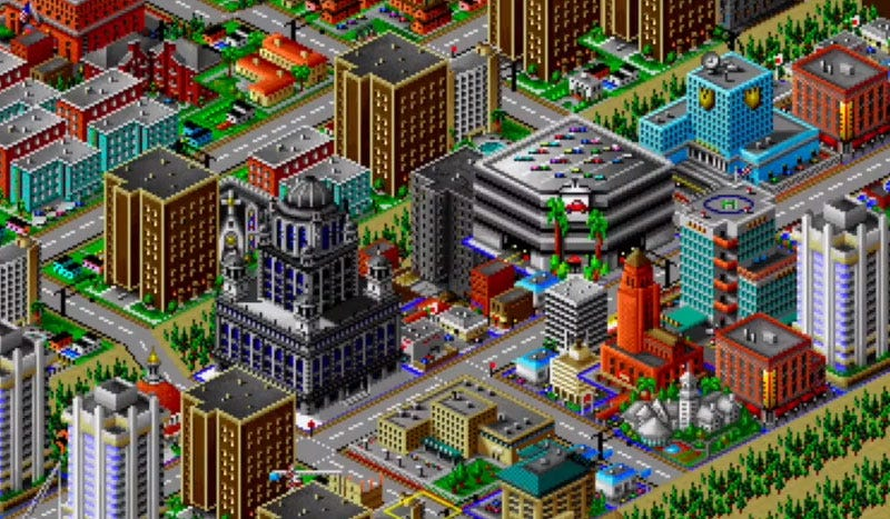 "Illustration for article titled EA Kills ""Open Source"" Version Of SimCity 2000"