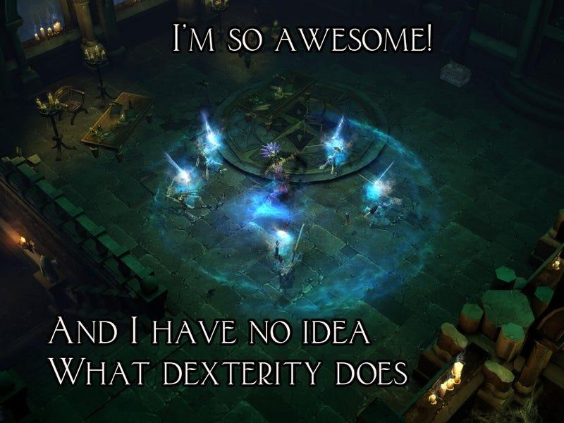 Illustration for article titled Diablo 3 Skill Progression: Experimentation vs. Investment