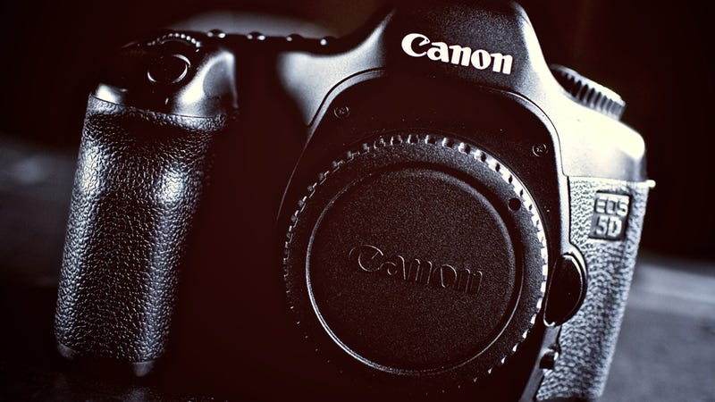 Illustration for article titled Was the Canon 5D the Digital Camera that Broke Film's Back?