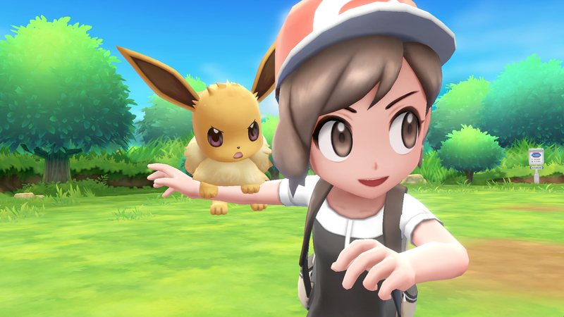 Illustration for article titled New Pokémon Game Announced For Switch, Has Multiplayer & Poké Ball Controller [Update]