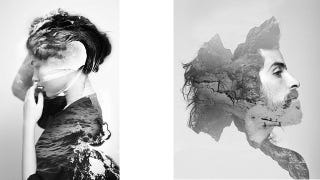 Illustration for article titled Who Knew Mixing Nature and Fashion Photography Could Make Such Beautiful Art?