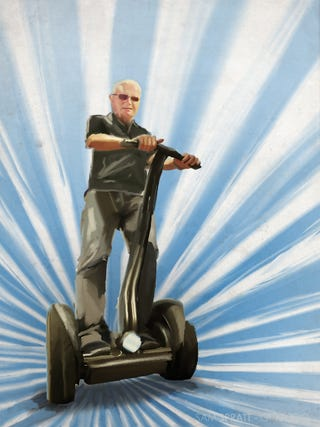 Illustration for article titled Segway Owner James Heselden: Inventor, Businessman, Philanthropist