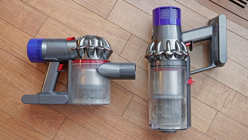 Dyson's Pricey Cordless Vac Is So Good, It's Killing Cords