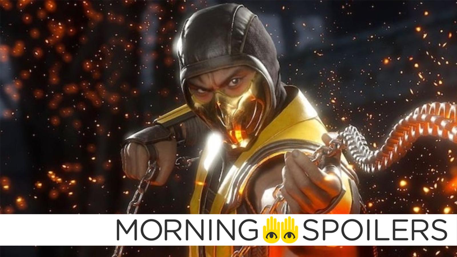 Updates From Mortal Kombat, Terminator: Dark Fate, and More