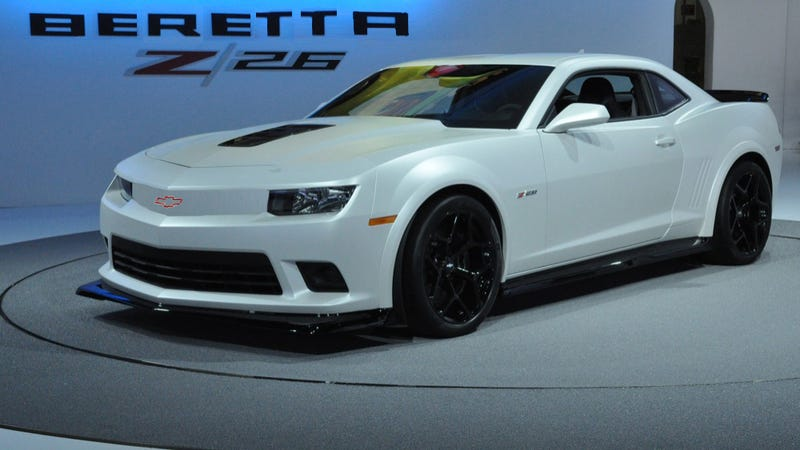 Chevrolet Camaro to be Discontinued in 2016