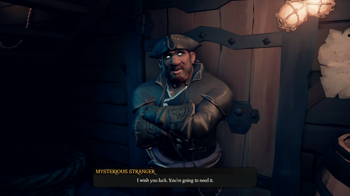 Sea Of Thieves' New Story Quests Are Just What The Game Needed