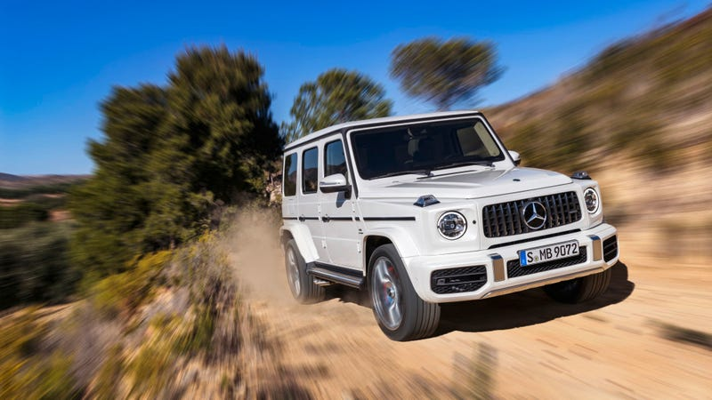 The 2019 Mercedes-AMG G63 Does 0-60 In 4.4 Seconds With 4.0-Liter Power