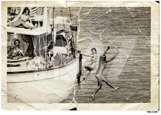 Illustration for article titled Is The JFK Yacht Pic A Fake? •Roman Polanski Thanks All The Rape Apologists