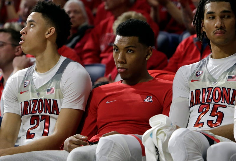 Allonzo Trier failed PED test, won appeal vs NCAA