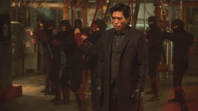 Daredevil Actor Peter Shinkoda Says Jeph Loeb Told Writers Not to Develop Asian Characters