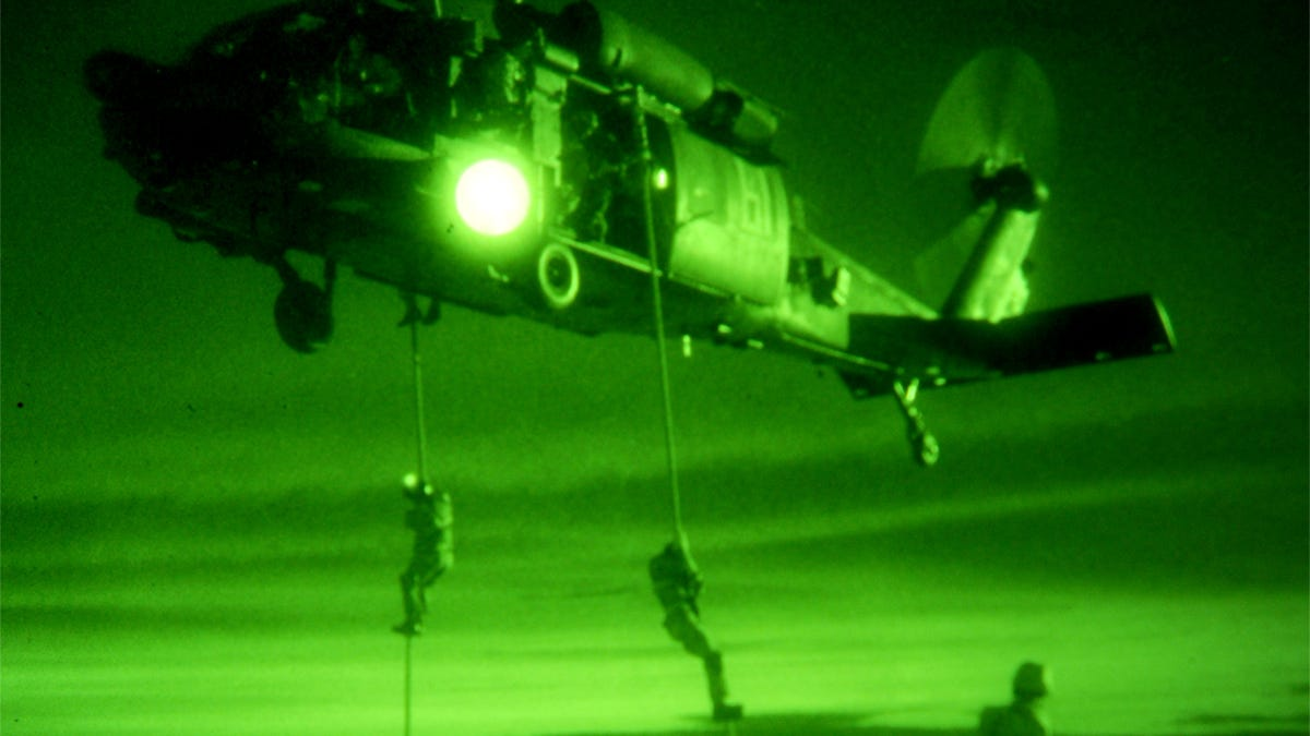 Book Reveals New Details About Stealth Black Hawks Used In Bin Laden