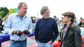 Illustration for article titled Opinions on the Top Gear Finale