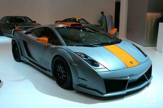 Illustration for article titled Hamann Lamborghini Gallardo Victory: Awesome Like a Super Car, Radical Like A Jet