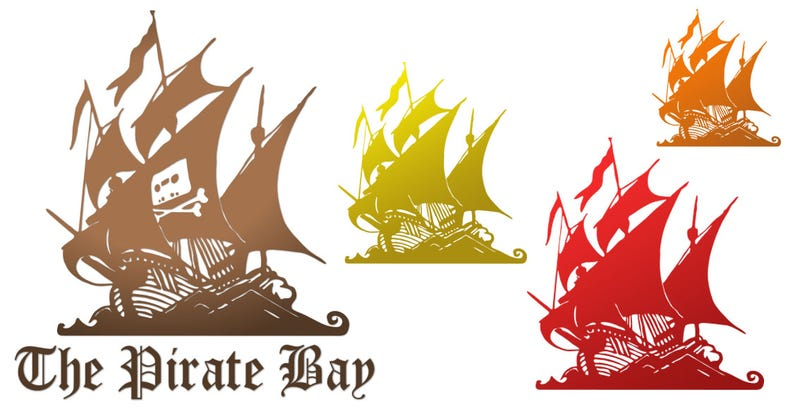 Illustration for article titled Crean 372 clones de The Pirate Bay en una semana con un tutorial online