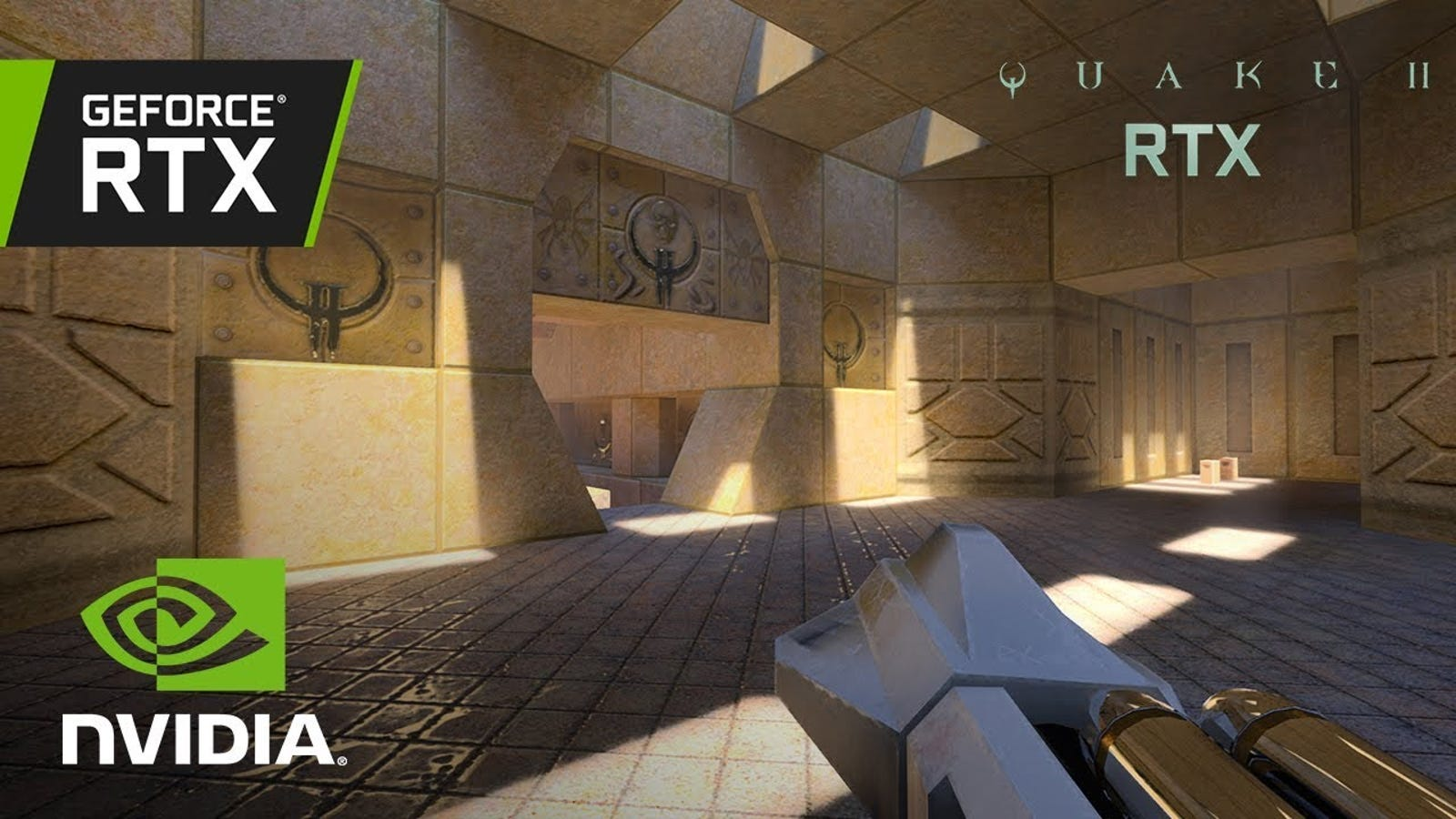 How to Get the Beautiful 'Quake II RTX' Re-release for Free