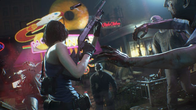 Get Resident Evil 3, Devil May Cry V, and More in This Huge Xbox Capcom Sale