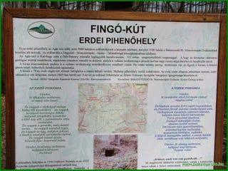 Illustration for article titled Megvan a legjobb magyar erdei úticél, a Fingó-kút