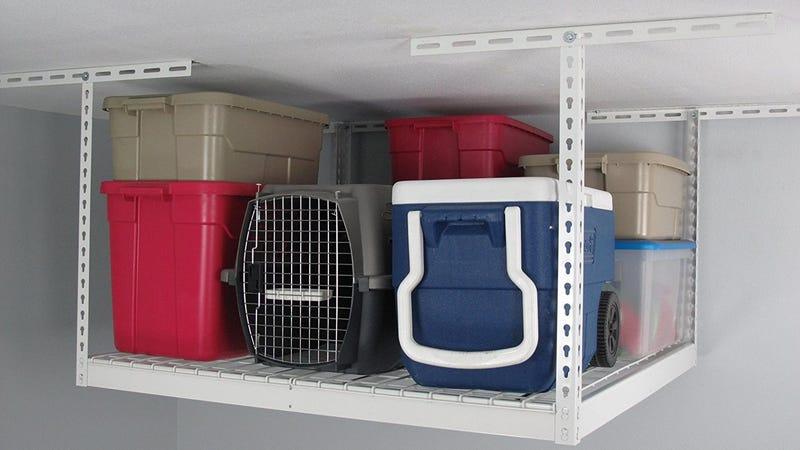 Garage Overhead Storage Racks | Woot