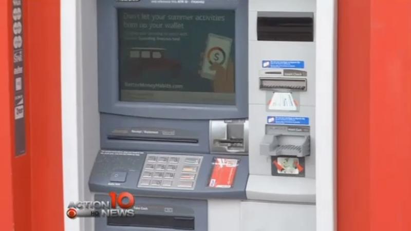 Emergency Withdrawal: Man Stuck In ATM!