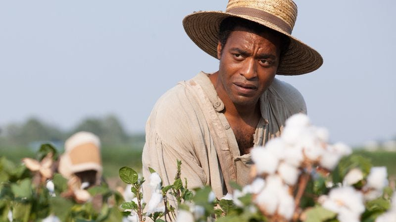 Illustration for article titled 12 Years A Slave's spirit of camaraderie tainted by Steve McQueen-John Ridley feud