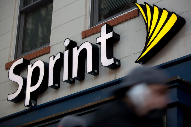 A Sprint Corp. store in Washington, D.C.Andrew Harrer/Bloomberg via Getty Images