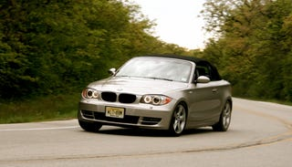2008 BMW 128i Convertible, Part Three