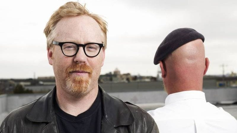 Illustration for article titled Adam Savage talks Internet porn, and Jake Fogelnest is mad as hell