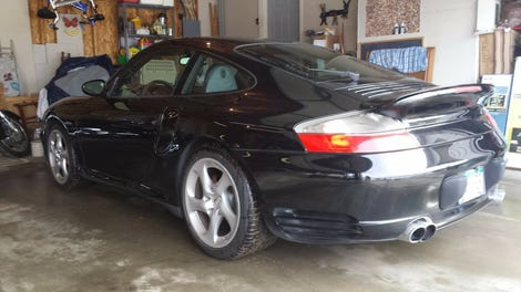 How to make the lexus ls 400 as reliable as everyone thinks it is why buy a nissan sentra when you can buy this porsche 911 turbo with just 590000 miles publicscrutiny Choice Image
