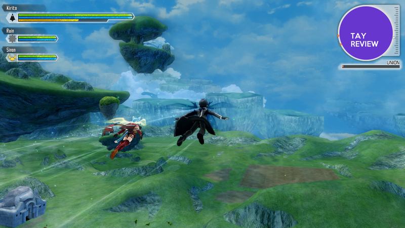 Sword Art Online: Lost Song: The TAY Review