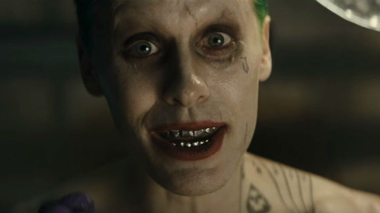"Jared Leto Says Playing The Joker Was Like ""Giving Birth Out Of My Prick Hole"""