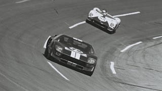 Illustration for article titled COTD: Ford Vs. Ferrari Edition