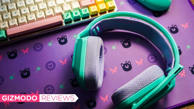 Logitech s Colorful Headphones Are a Cheap Way to Match Your Keyboard