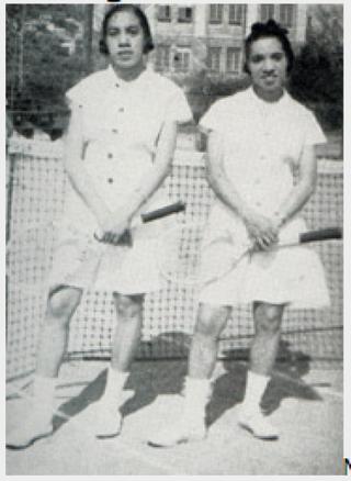 Margaret and Matilda Roumania PetersTuskegee University Archives