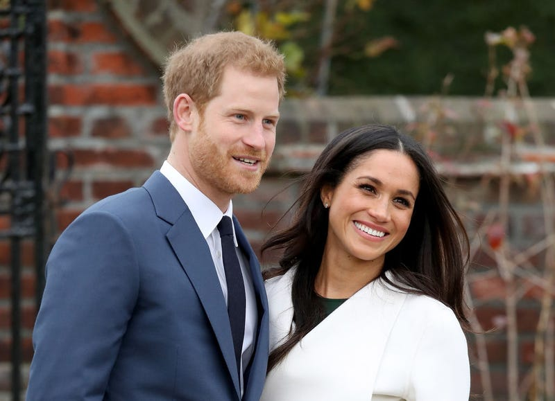 Prince Harry and Meghan Markle (Chris Jackson/Getty Images)