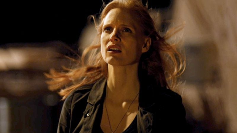 Illustration for article titled Jessica Chastain will also be doing something in Christopher Nolan's Interstellar