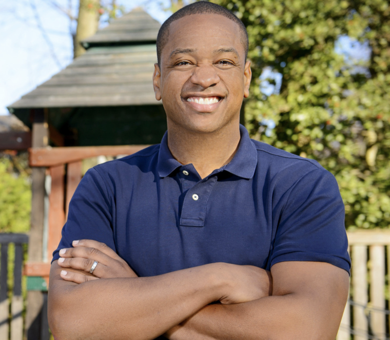 Justin Fairfax (Justin Fairfax for Virginia Lt. Governor)