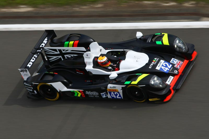 Illustration for article titled Strakka Racing Is Leaving WEC LMP2 But That's OK Because They Have Four McLarens Now