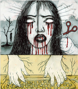 Illustration for article titled The Horror, The Horror: Women Writers Provide Empowering Portraits