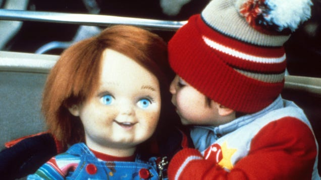 Sorry, Jake: Chucky's getting a remake