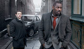 Illustration for article titled Your Boyfriend Idris Elba is Bringing the Real Luther Back