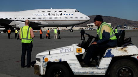United and Delta Cover Their Seatback Cameras in Bid to Stop
