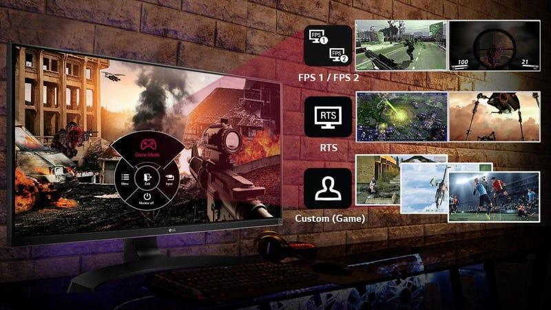 """LG 27"""" 4K IPS Display With FreeSync   $399   Amazon"""
