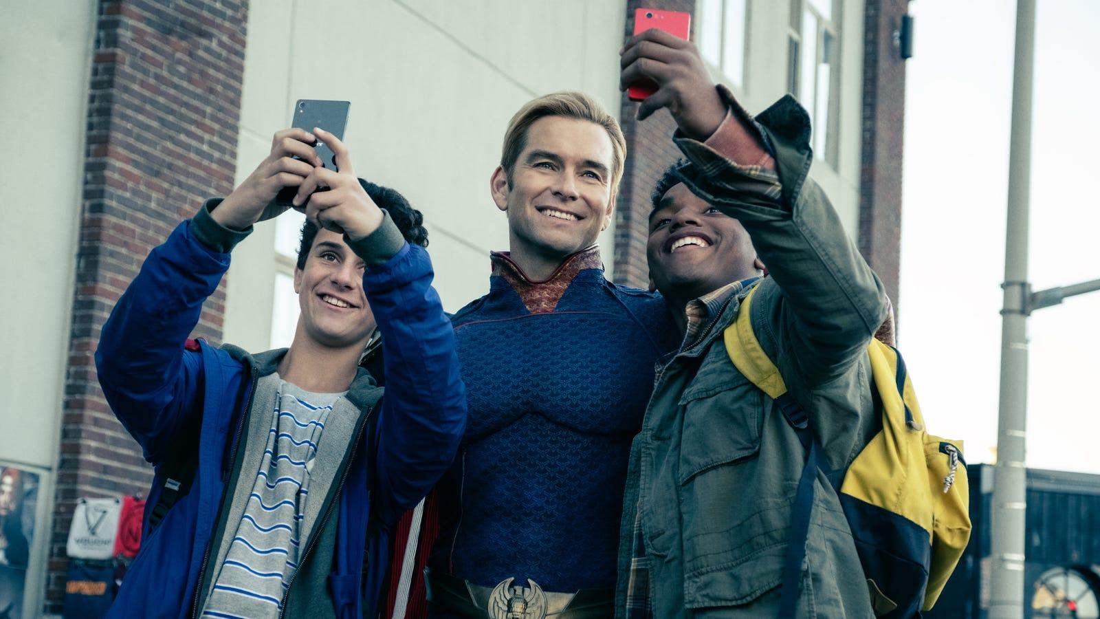 The Boys illustrates the limits of onscreen superhero satire