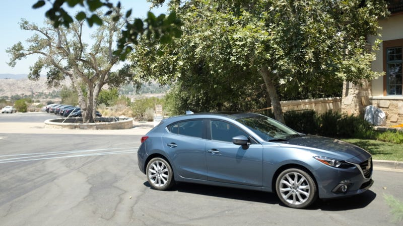 The 2014 Mazda3 Will Make You Wonder Why People Buy Anything Else