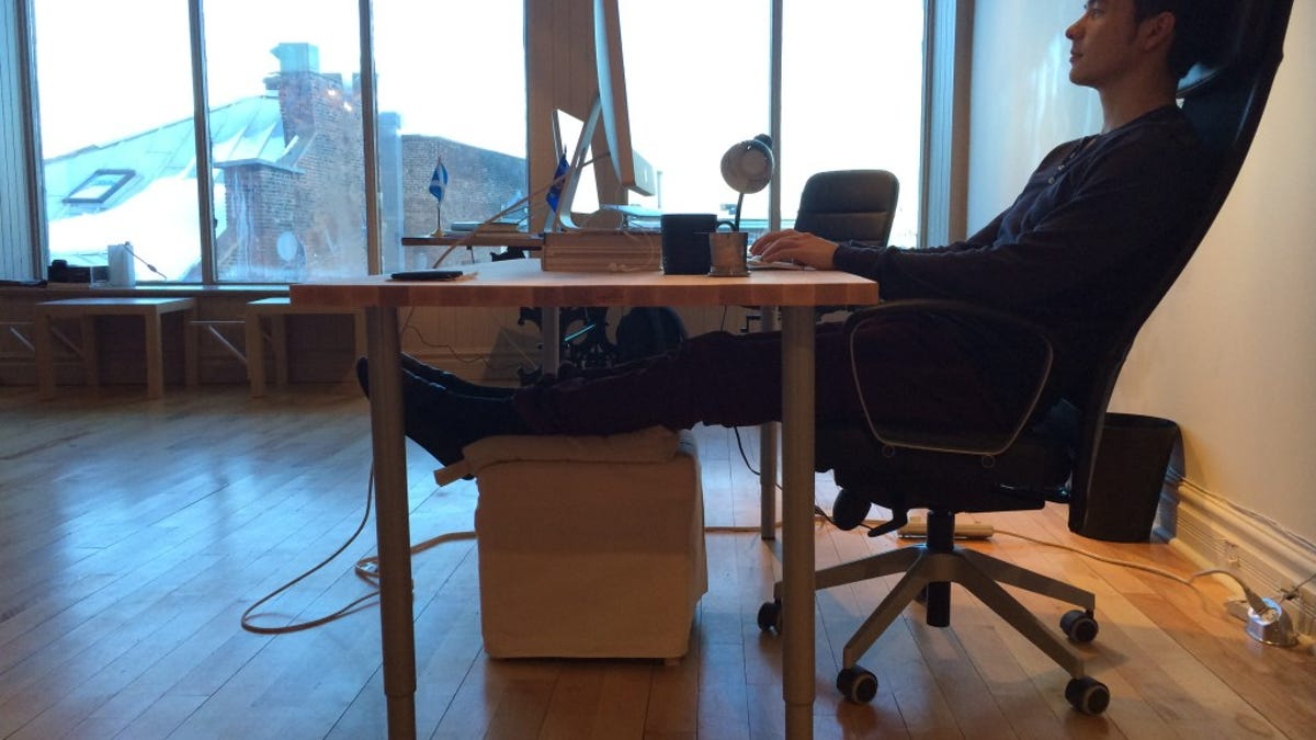 Why I Killed My Standing Desk, and What I Do Instead