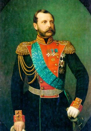 Illustration for article titled Commenter Of The Day: Tsar Alexander II's Folly