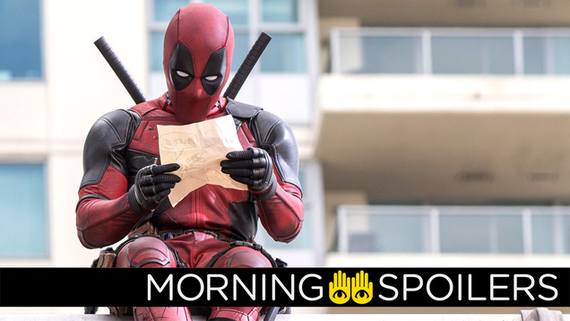 more behind the scenes rumors about deadpool 2
