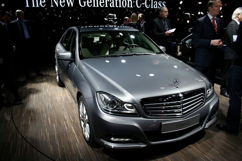 Illustration for article titled The 2011 Mercedes C-Class Leaves US Wagon Volk Tearful