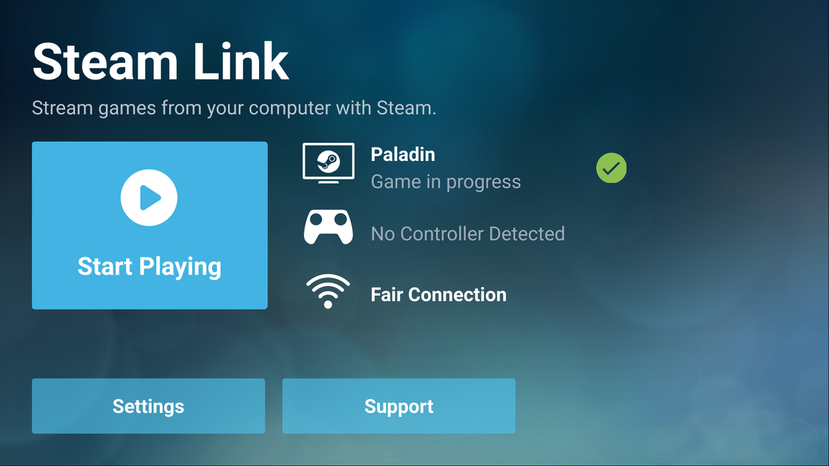 How to Stream Steam Games to Your Android Device with Steam Link